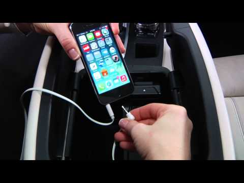 Connect External Audio Devices | BMW Genius How-To
