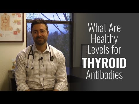 Thyroid Autoimmunity – What Are Healthy Levels for Thyroid Antibodies