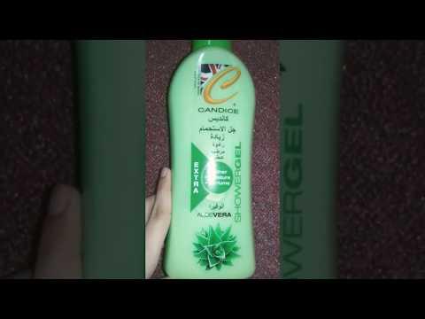 CANDICE MADE IN UK aloe Vera shower gel
