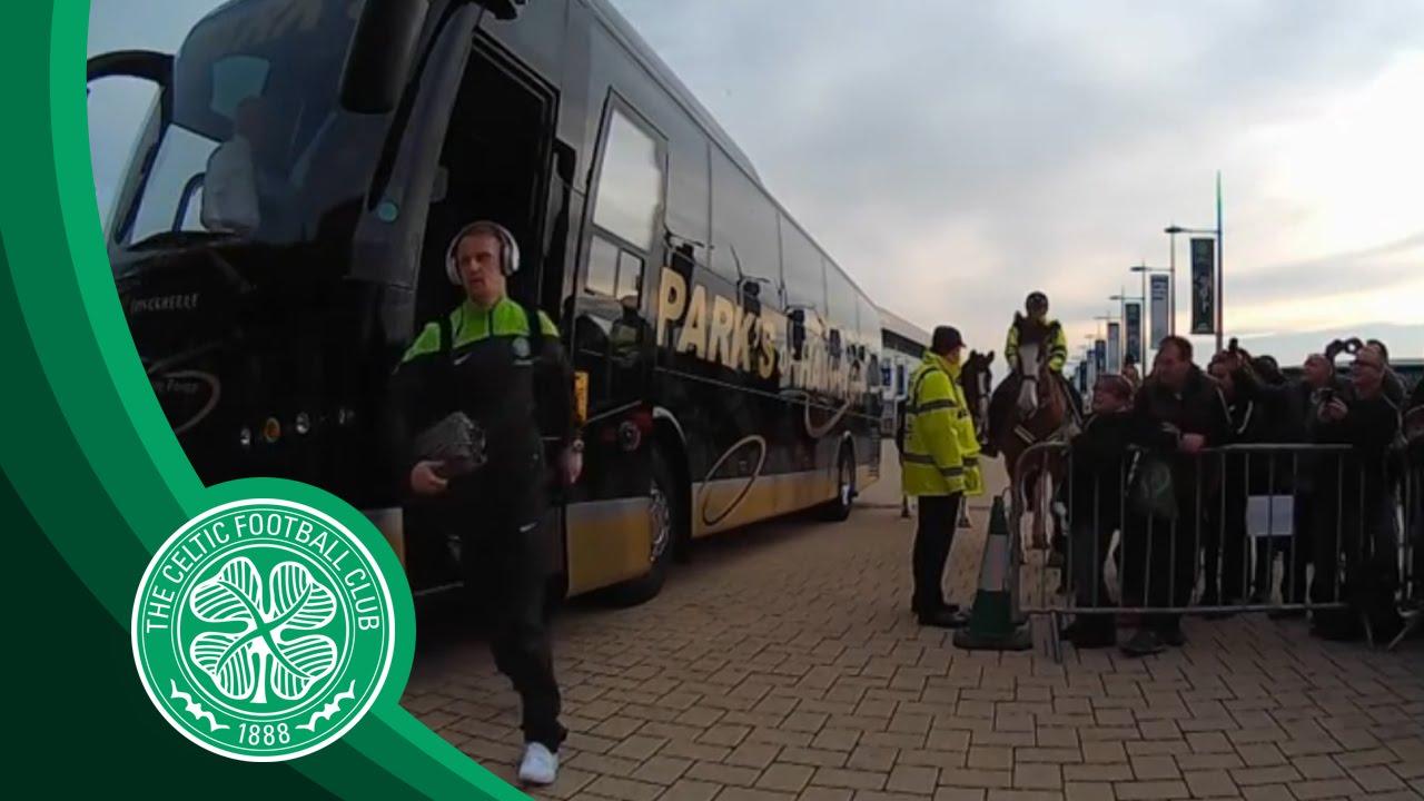 Image result for Celtic fc bus