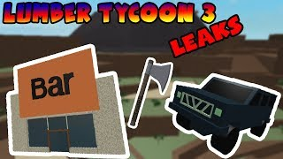 ROBLOX | Lumber tycoon 3 OFFICIAL RELEASE?!? | Lumber tycoon 3 leaks