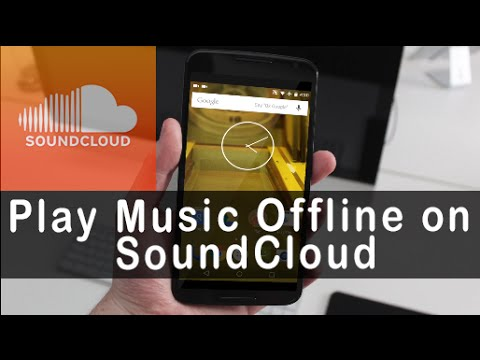 How to Play Songs Offline on Soundcloud