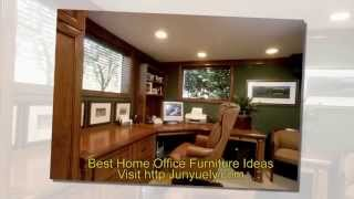18 Best Home Office Furniture Ideas