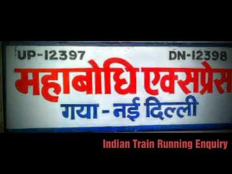 12398,12397Mahabhodi Express Train Information.