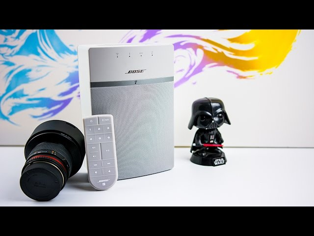 BOSE SoundTouch10 Full review and sound test!