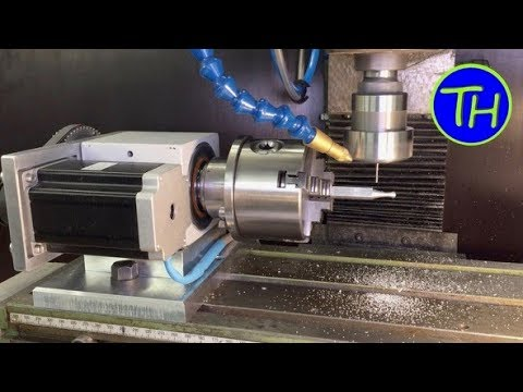 How to make a 4th Axis for my CNC Router