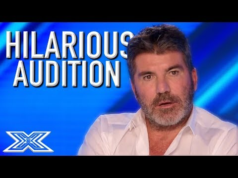HILARIOUS Audition Makes All The Judges Dance! | X Factor Global