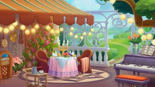 Homescapes Event - Jazz Cafe [ Gameplay Story ] Джаз Кафе HD