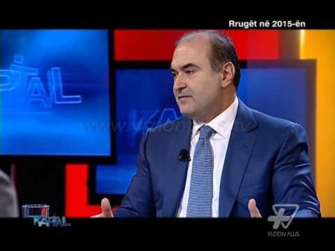 Kapital - Rruget ne 2015-en. Pj.1 - 19 Dhjetor 2014 - Talk show - Vizion Plus