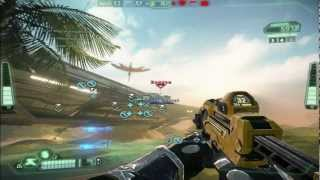 How to Play Tribes Ascend: Bullet Weapons