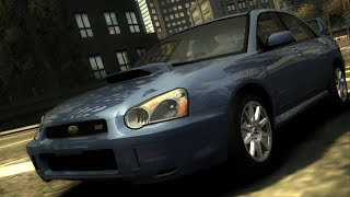 Need For Speed: Most Wanted - Subaru Impreza WRX STi - Test Drive Gameplay (HD) [1080p60FPS]