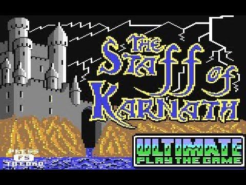 C64 Longplay: The Staff of Karnath