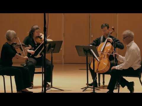 Allan Stephenson Miniature Quartet for Oboe and Strings