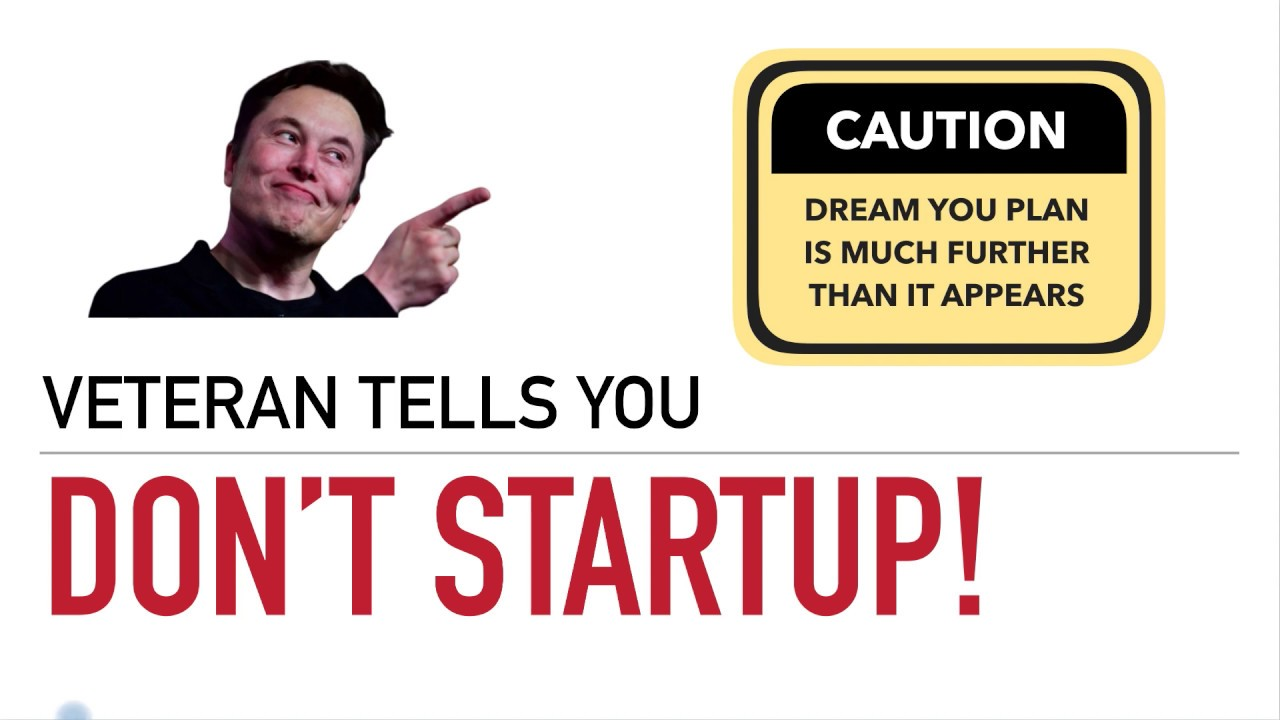 Should I try to startup?