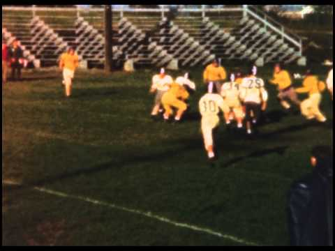 Ephrata, PA High School Football Game - 1950s