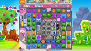 Candy Crush Saga Level 1467 (No Boosters)