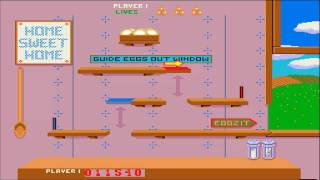 MAME World Record: Chicken Shift 159,820