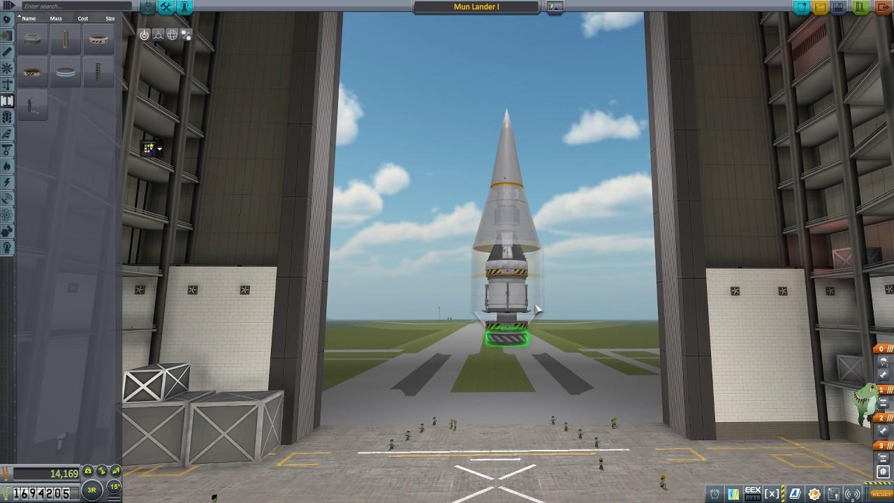 KSP 1 2 - Mun Lander! Free Download Video MP4 3GP M4A