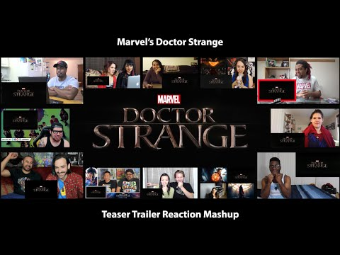 Marvel's Doctor Strange - Teaser Trailer...