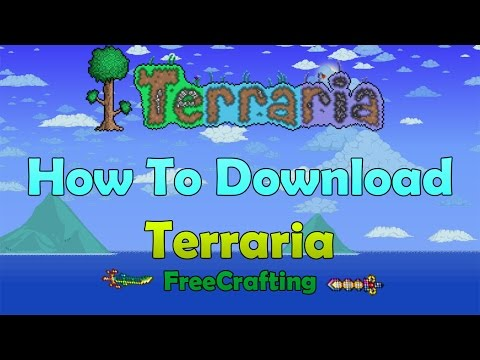 Terraria Android How to Download FreeCrafting Mod {No Root}{No PC} Tutorial