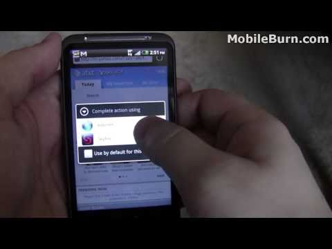 HTC Inspire 4G (AT&T) video review - part 1 of 2