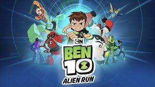 BEN 10 ALIEN RUN ANDROID GAMEPLAY