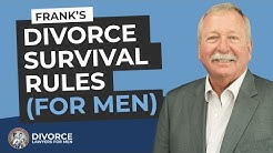 The Divorce Rules for Men
