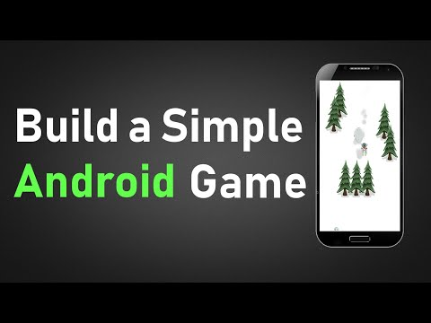 How To Easily Build An Android Game With Java (LibGDX) - Updated 2019