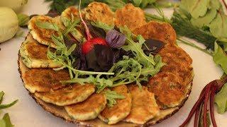 Очень ленивые пирожки-оладьи с зеленым луком и яйцом на кефире рецепт на сковороде