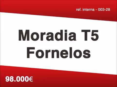 003-28 Moradia T5 em Fornelos