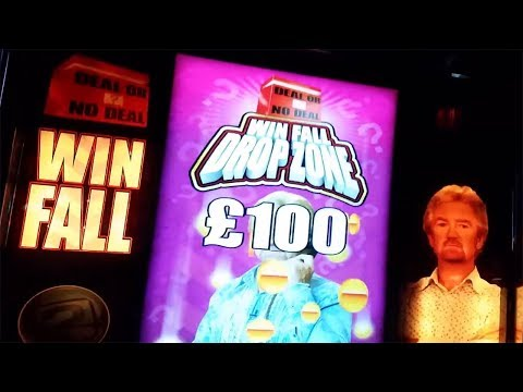 Drop Zone Fruit Machine Win First Deal