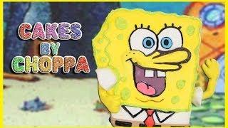 Sponge Bob Cake - (How To)