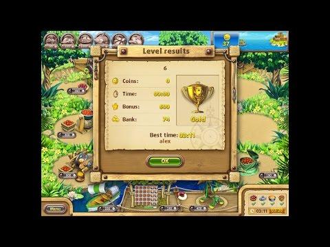 Farm Frenzy Gone Fishing Only GOLD (level 6) Веселая ферма Рыбный день (Уровень 6) Золото