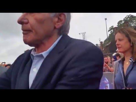 Star Wars Fan Event Sydney - Meeting Harrison Ford