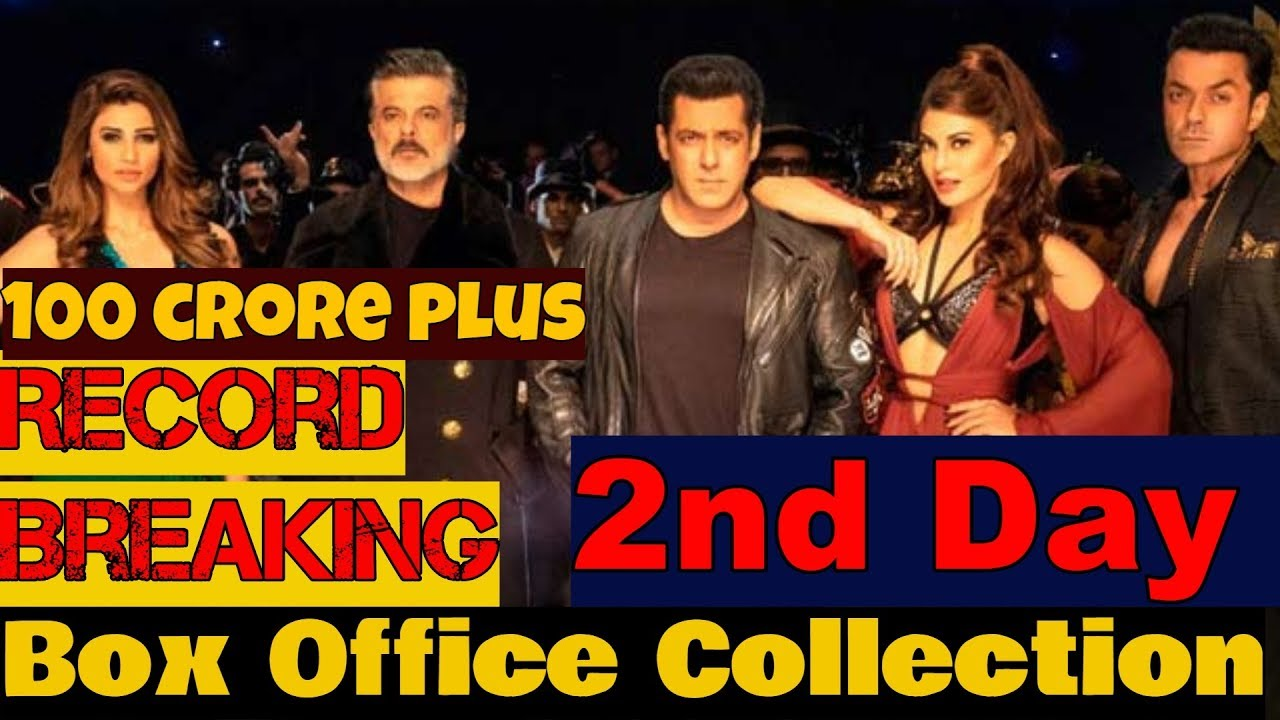 race 3 2nd day collection