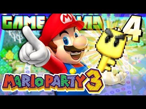 GAME SQUAD  Mario Party 3  Deep Blooper Sea: Part 4 SKELETON KEY QUEST