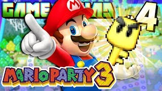GAME SQUAD | Mario Party 3 - Deep Blooper Sea: Part 4 (SKELETON KEY QUEST)