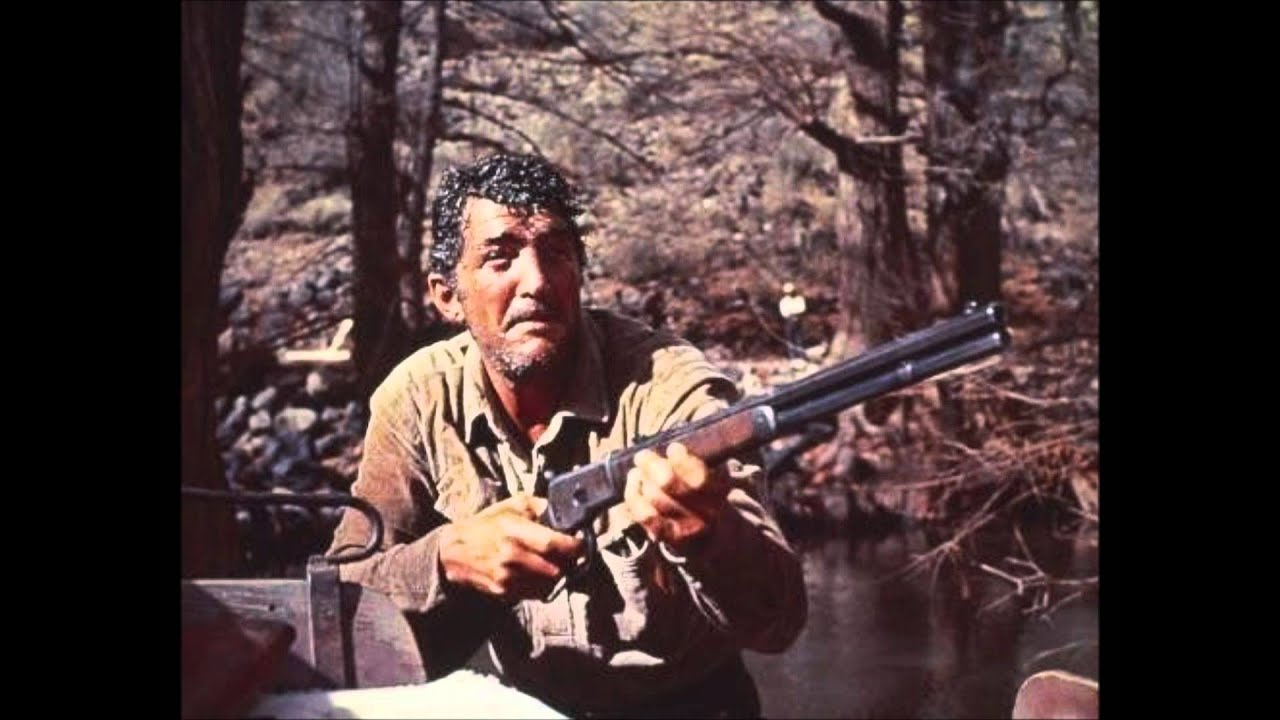 Image result for dean martin shotgun