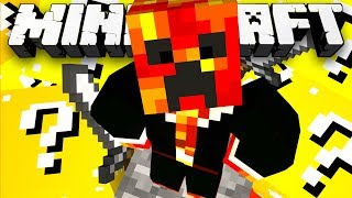 Minecraft Modded Minigame: LUCKY BLOCK JUGGERNAUT! - w/Preston & Friends!