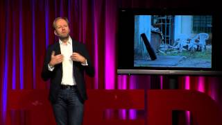 Music is the universal language: Bernhard Kerres at TEDxSalzburg 2013