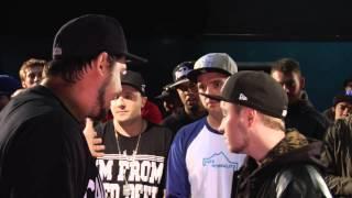 KOTD - Rap Battle - PY - Stevie P vs Omen