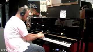 Kawai K-200 ATX2 - Demo Andrea Roda a Cremona Pianoforte 2014 parte 1