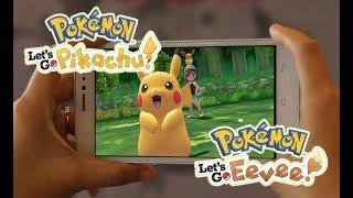 Nintendo Switch Emulator Pokemon Let's Go