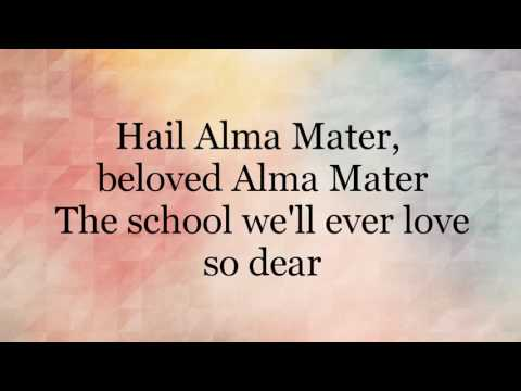 North Central School Alma Mater Song
