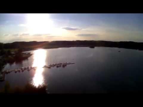 Quadrocopter RC Logger Eye One Extreme Mit Ednet Dashcam, First Flights