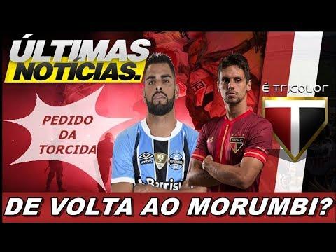 ULTIMAS NOTICIAS DO SÃO PAULO FC! PEDIDO DA TORCIDA! AGUIRRE ... 6b16e07bcfcc9