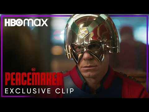 Peacemaker | Exclusive Clip | HBO Max