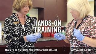 Become A Medical Assistant At Ibmc College | Fort Collins, Greeley, Longmont And Cheyenne