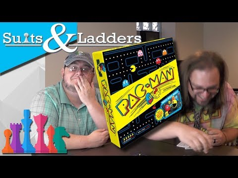 PAC-MAN: The Board Game   Suits & Ladders (S1E6)