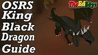 OSRS King Black Dragon Guide | OSRS How I Fight KBD